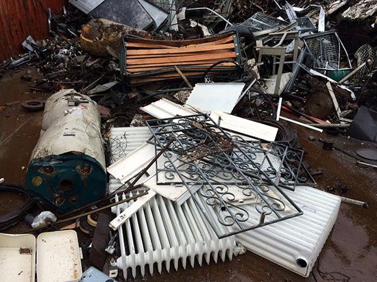 P. U. Richter Umweltdienste Rheinland GmbH Sekundärrohstoffe – Altmetall: Bleche, Gussteile, Geräte, Kabel und Fahrzeugrückbau